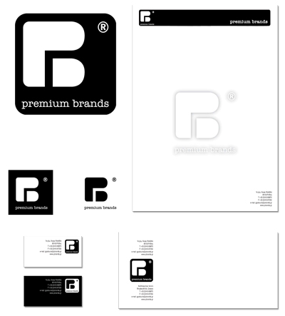 Harvei creative Design Corporate Identity